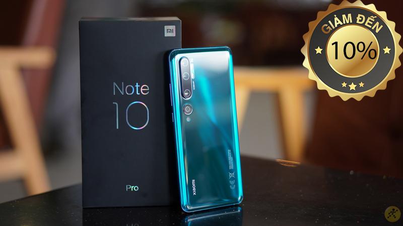 Thế Giới Di Động ưu đãi lớn giảm giá sâu hàng loạt điện thoại Xiaomi