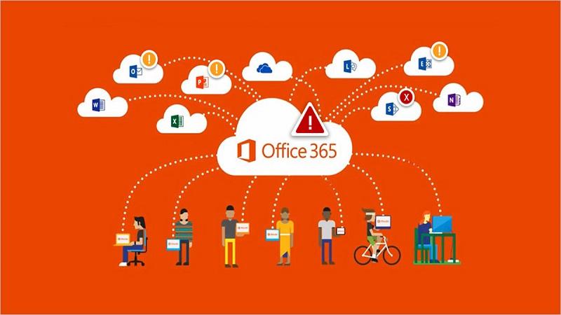 Microsoff đang hướng người dùng đến Office 365