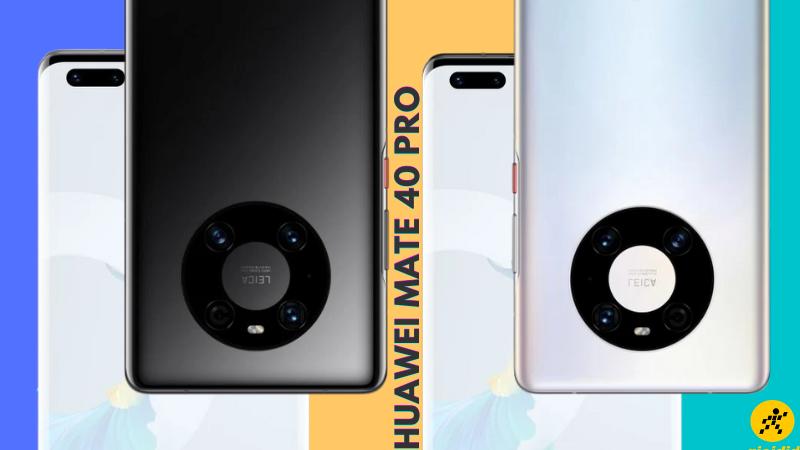Lộ phiên bản bộ nhớ và màu sắc của Huawei Mate 40 Pro