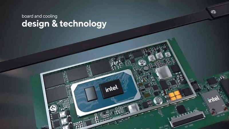 Intel ra mắt dòng Tiger Lake Celeron 6000