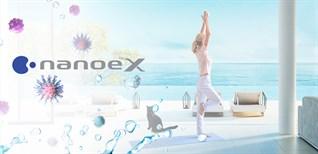Cấp ẩm cho cơ thể với công nghệ Nanoe-X trên máy lạnh Panasonic