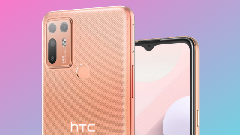 HTC Desire 20+ launched: Using Snapdragon 720G, 4 rear cameras, 5,000mAh battery, price about 6.8 million