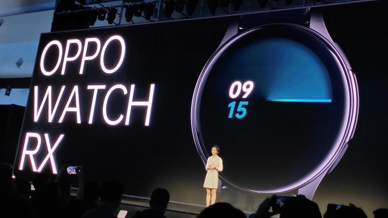 OPPO chính thức xác nhận thông số kỹ thuật và thời điểm ra mắt Watch RX, bao nhiêu bạn đang mong chờ chiếc đồng hồ thông minh này?