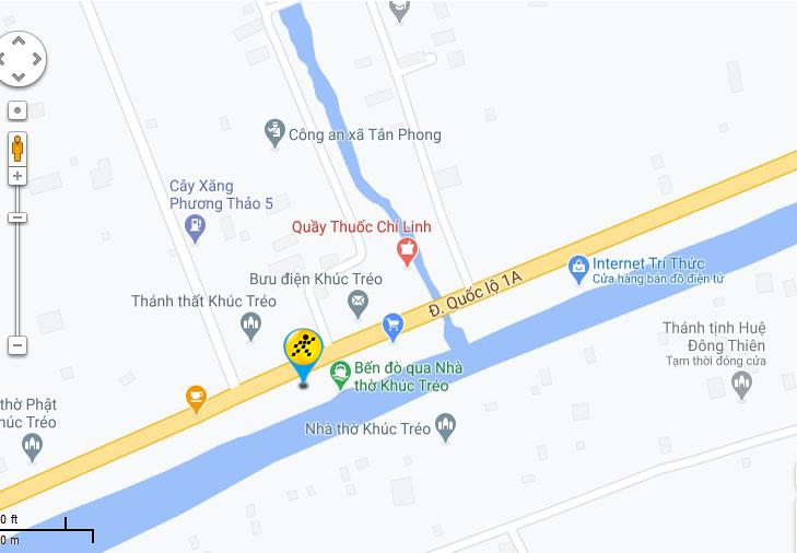 ĐMS_BLI - Tân Phong