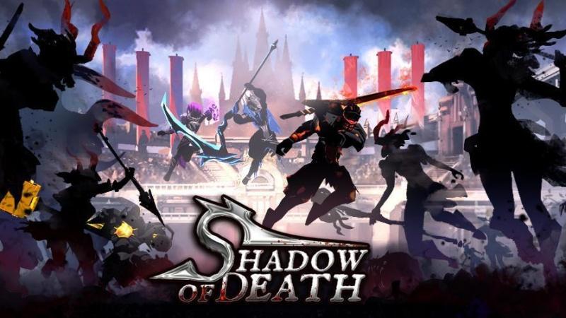 5 ứng dụng Android hấp dẫn đang FREE, có game hành động nhập vai tiêu diệt quái vật trong rừng Shadow of Death: Stickman Fighting