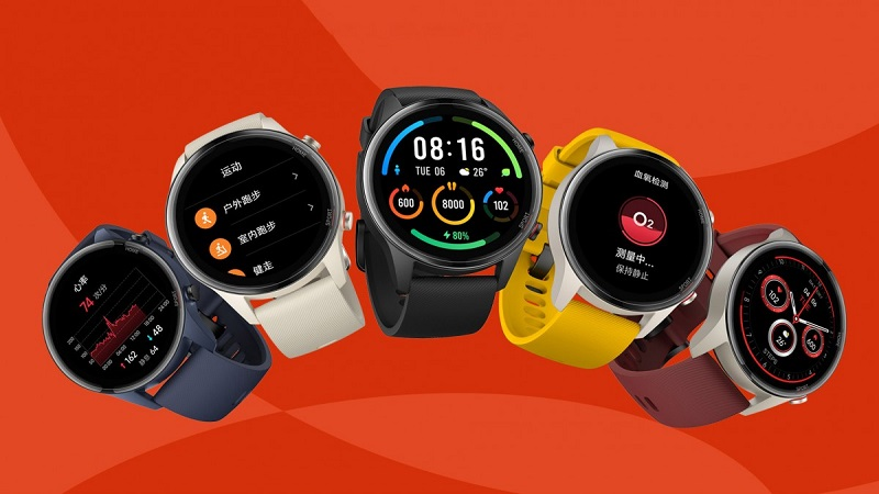 Đồng hồ Mi Watch Color Sports Edition ra mắt