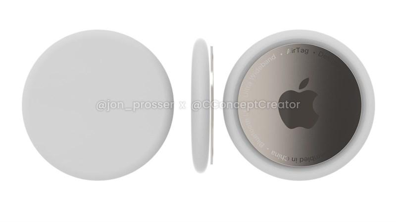 Phụ kiện định vị, theo dõi đồ vật Apple AirTags sẽ sớm ra mắt với 2 kích cỡ khác nhau, bạn sẵn sàng sở hữu chưa?