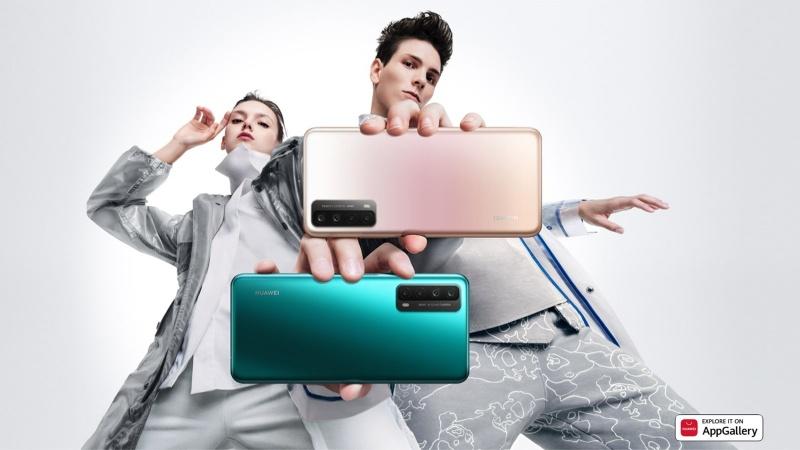 Huawei Y7a ra mắt: Màn hình Full HD+ 6.67 inch, 4 camera sau, pin 5.000 mAh có sạc nhanh, giá rẻ bất ngờ