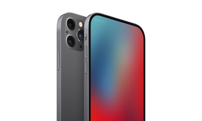 Thiết kế iPhone không tai thỏ
