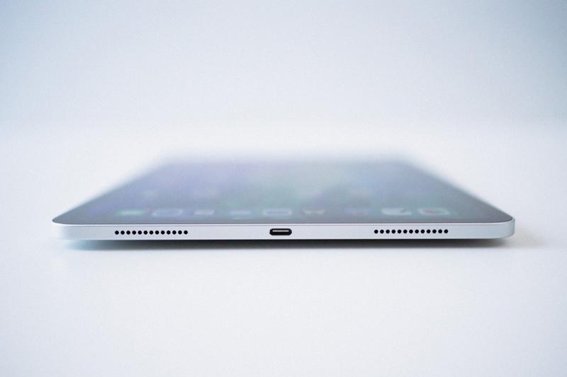 iPad Air 4 đã được tích hợp cổng USB C