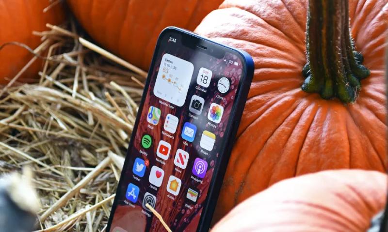 Phone 12 series năm nay đã nâng cấp rất nhiều về trải nghiệm màn hình