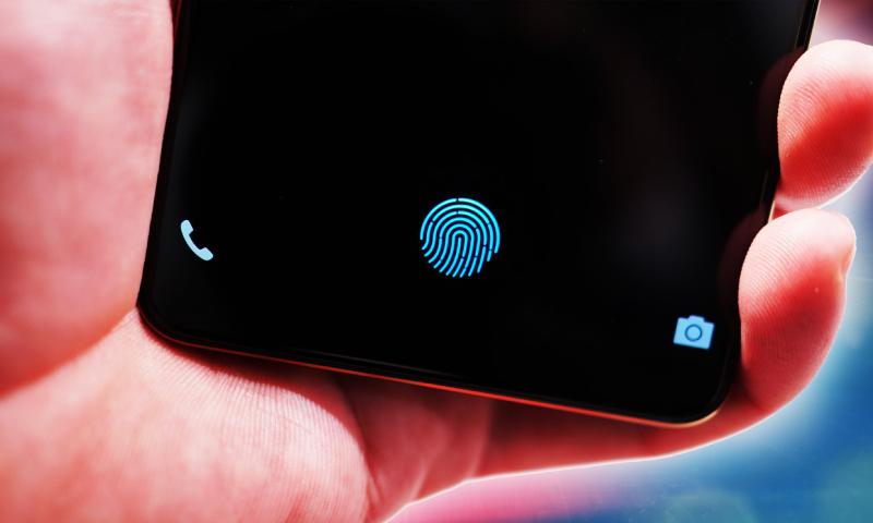 Công nghệ cảm biến vân tay bên dưới màn hình không còn lạ lẫm gì với chúng ta nữa