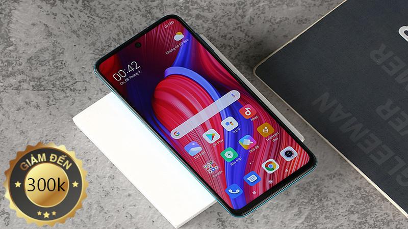 Xiaomi ưu đãi loạt điện thoại đến 300k
