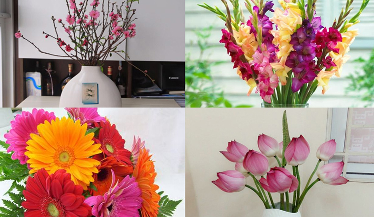 8 loại hoa cúng chưng bàn thờ Tết đẹp và ý nghĩa & 9 loại hoa kiêng kị