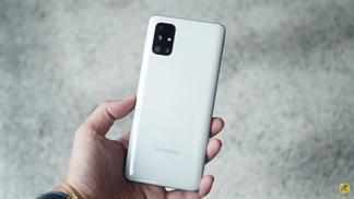 Galaxy M51 super super 7,000 mAh battery, powerful Snapdragon 730, is it time Samsung must race for configuration in the mid-range segment?