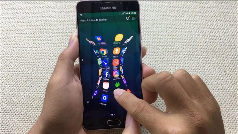 Tùy biến Android