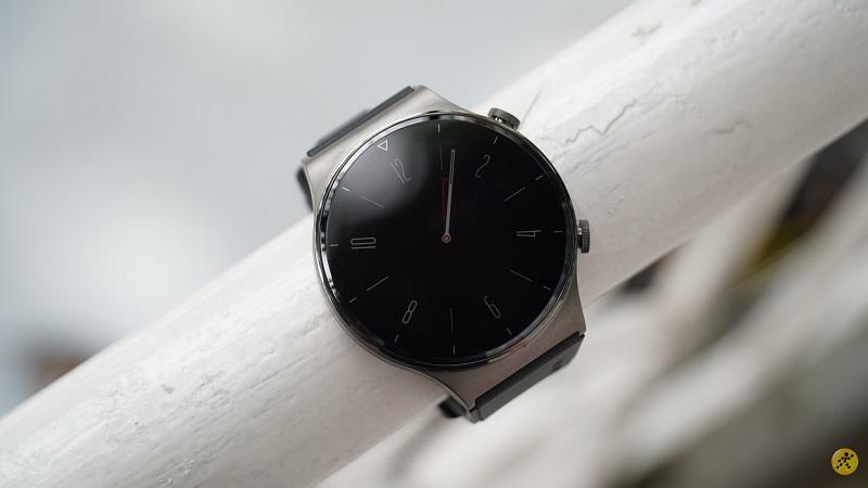 Huawei Watch GT2 Pro có thiết kế sang trọng