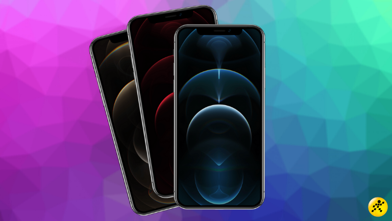 Hình nền iPhone 12 Pro & Pro Max