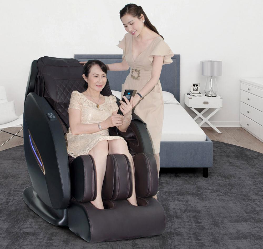 Chọn ghế phù hợp với vóc dáng người sử dụng