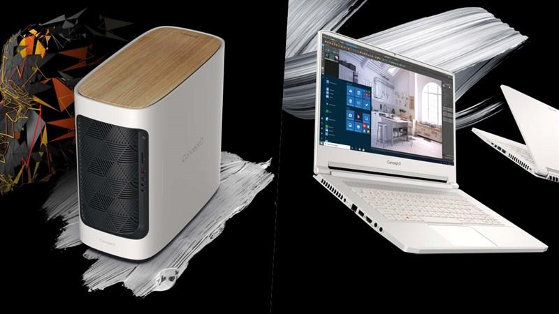 Acer cho ra mắt máy tính để bàn ConceptD 300 mới và hai dòng laptop ConceptD 7, ConceptD 7 Pro