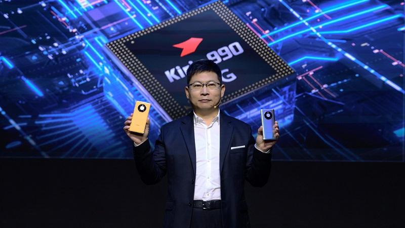 Sự khác biệt giữa Kirin 9000E trên Huawei Mate 40 và Kirin 9000 trên Huawei Mate 40 Pro