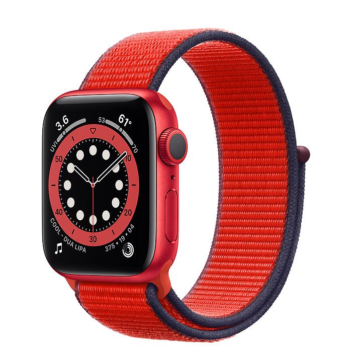Apple Watch 6 vỏ nhôm đỏ