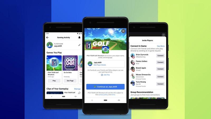 Facebook công bố dịch vụ trò chơi trên đám mây cho Android và web