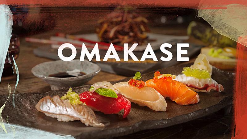 Omakase là gì?