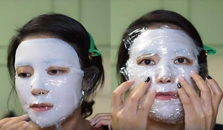 Đắp mặt nạ giấy kèm thứ này đảm bảo phát huy tối đa công dụng