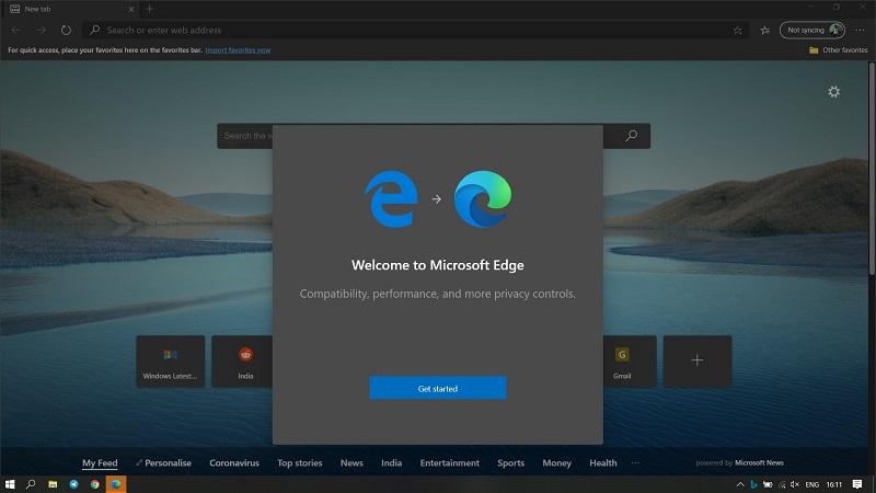 Microsoft chuyển hướng người dùng sang Edge