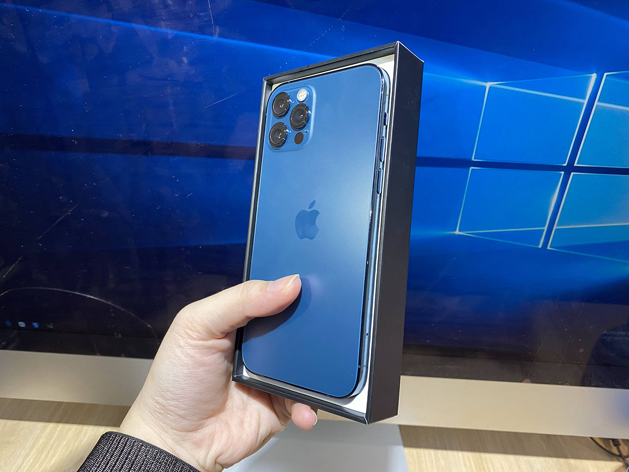 Thiết kế của iPhone 12 Pro