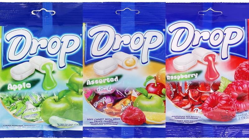 Kẹo mềm Drop - tinh hoa bánh kẹo Thổ Nhĩ Kỳ