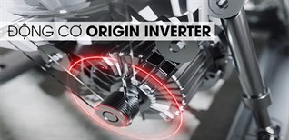Động cơ Origin Inverter trên máy giặt lồng ngang Toshiba là gì?