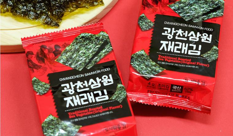 Rong biển Gwangcheon có những hương vị nào? Ăn kèm với gì là ngon nhất?