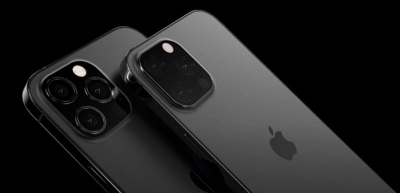 Phiên bản màu Matte Black được cho là sẽ xuất hiện trên iPhone 13 Pro (iPhone 12s Pro)