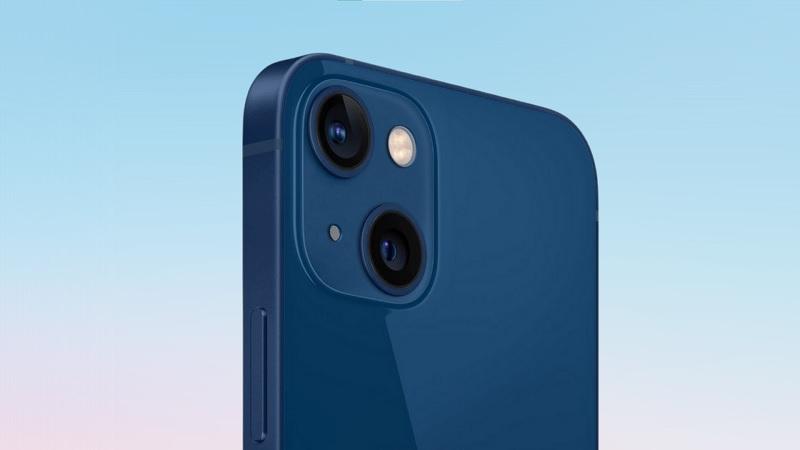 Thiết kế được phác họa từ ảnh 3D của iPhone 13 (iPhone 12s).