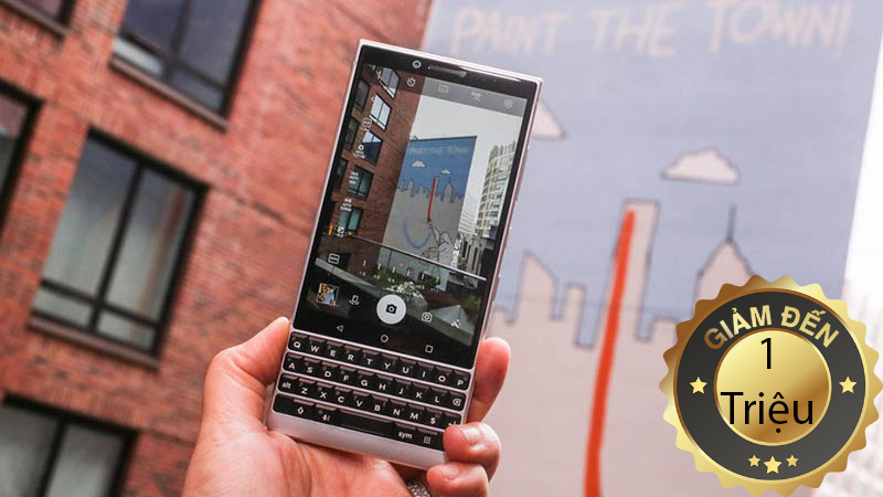 BlackBerry nhận ưu đãi lớn khi mua hàng online trong tháng 11 này