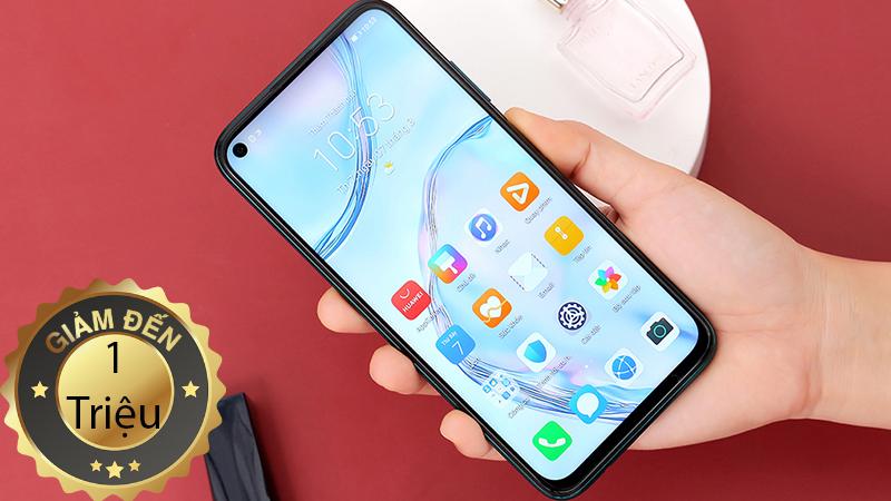 Mua điện thoại Huawei trong tháng 11 này với giá giảm cực sôc