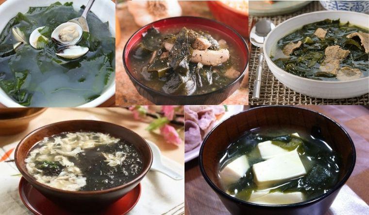 5 cách nấu canh rong biển ngon tuyệt, không bị tanh đơn giản tại nhà