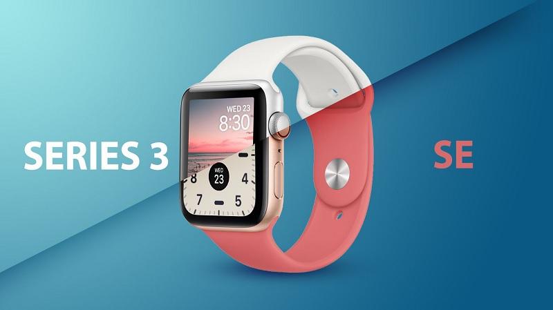 Ra Apple Watch Series 6 và kèm Series 3, sao Apple vẫn ra Watch SE?