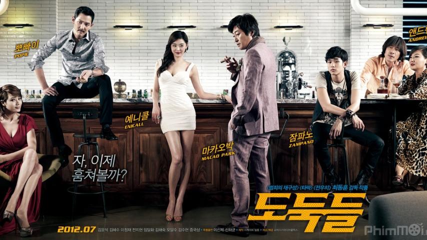 Đội Quân Siêu Trộm - The Thieves (2012)