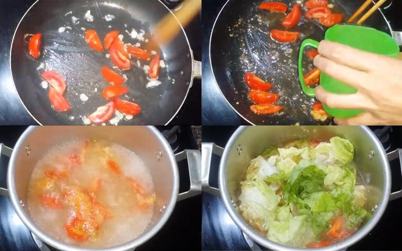 Dùng xà lách để nấu canh? Bạn đã thử chưa?