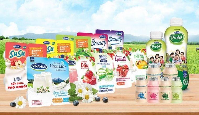 Chọn mua sản phẩm chính hãng của Vinamilk tại Bách hóa XANH