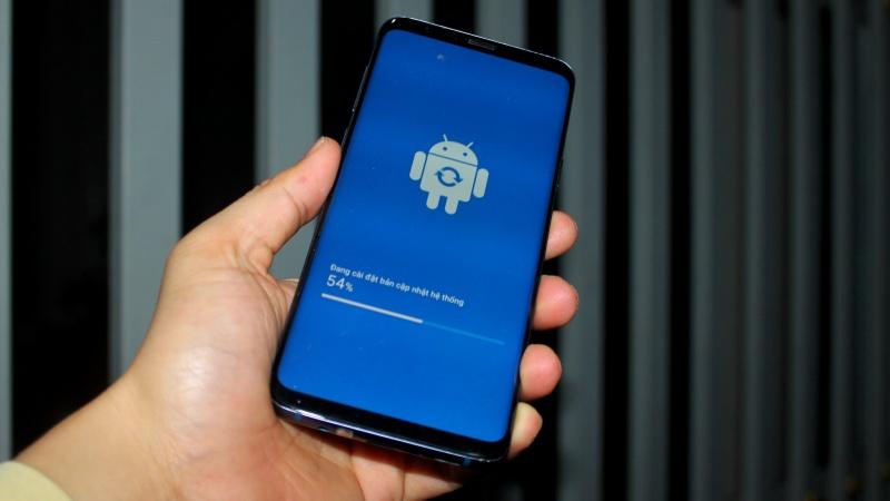 Galaxy S9 và Galaxy S9+ tại Việt Nam được cập nhật One UI 2.5: Chế độ camera Pro hỗ trợ quay video 4K 60fps và...