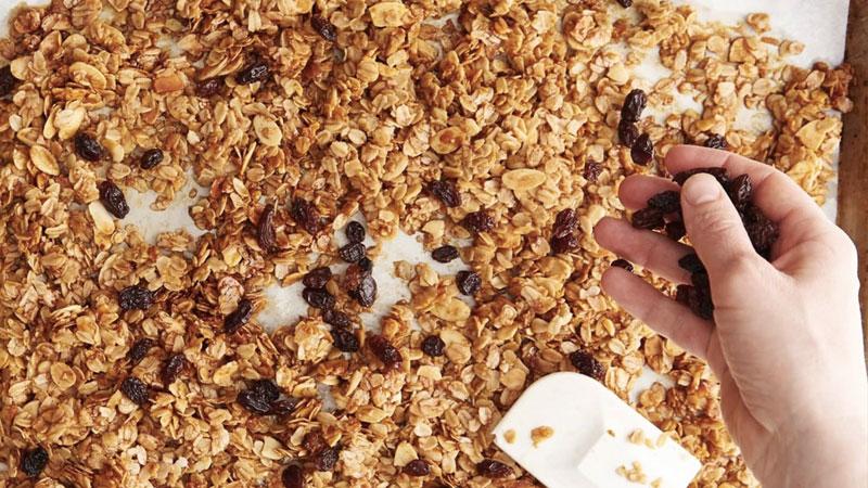 Lợi ích của granola đối với con người