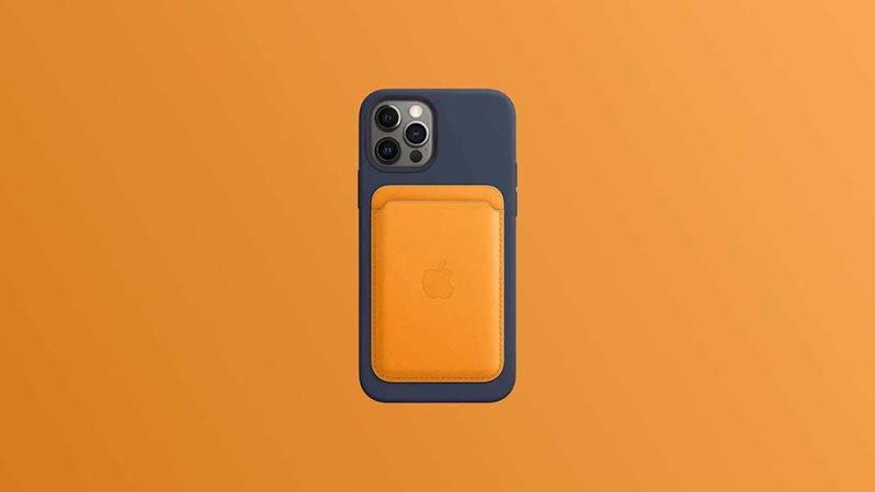 MagSafe Wallet trên iPhone 12 Pro