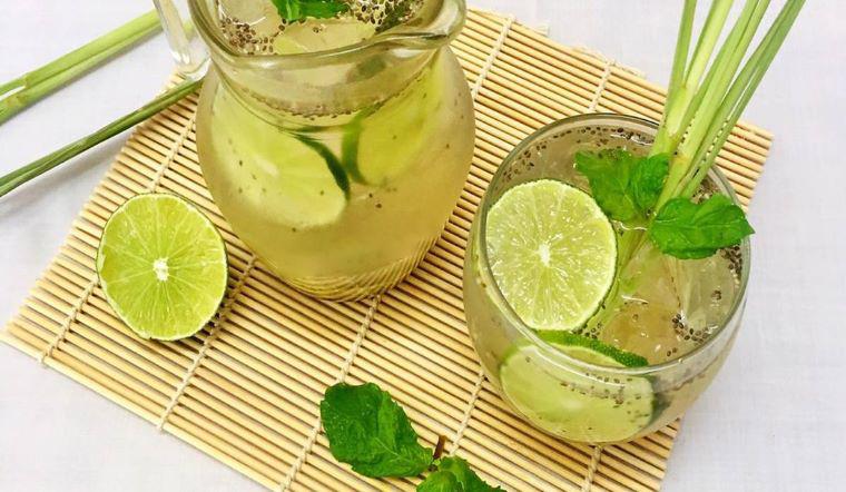 Cách uống nước sả giảm cân nhanh, an toàn