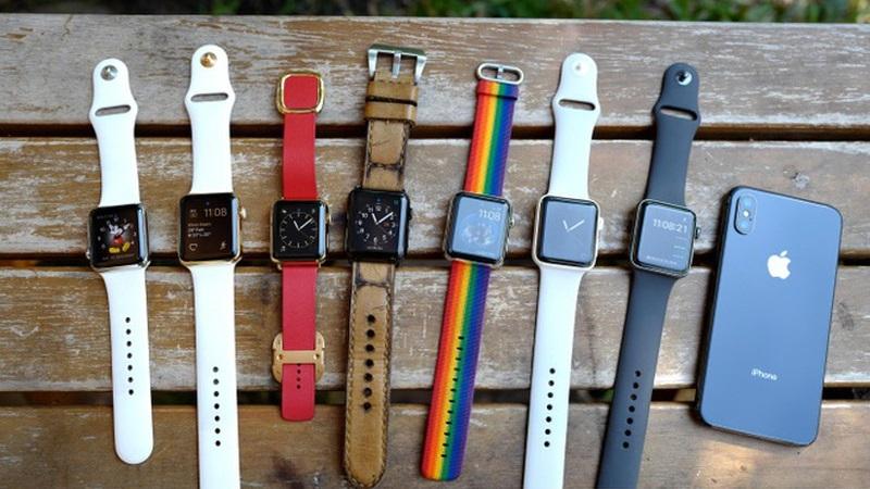 Trải qua 7 thế hệ nhưng thiết kế của Apple Watch không có nhiều thay đổi.Nguồn: MacRumors