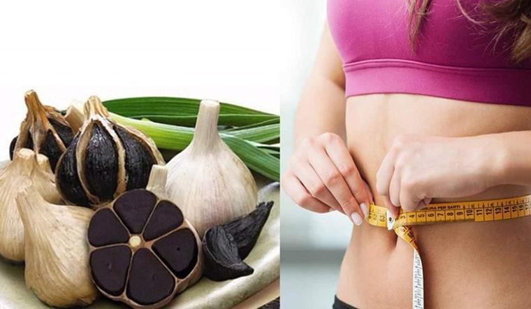 Bật mí cách ăn tỏi đen giảm cân cực hiệu quả, giảm 5kg/tuần