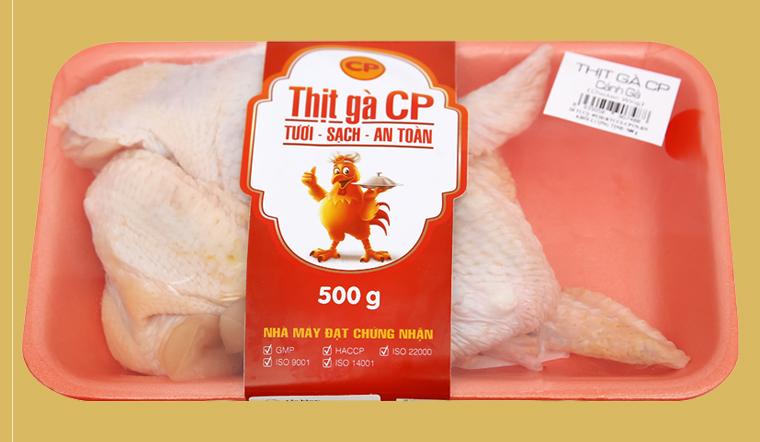 Thịt gà CP có an toàn không? Mua thịt gà CP ở đâu?